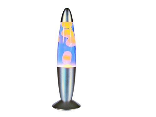 Out of the blue Motion Rocket Leuchte 33,5 cm (Gelb/Blau)