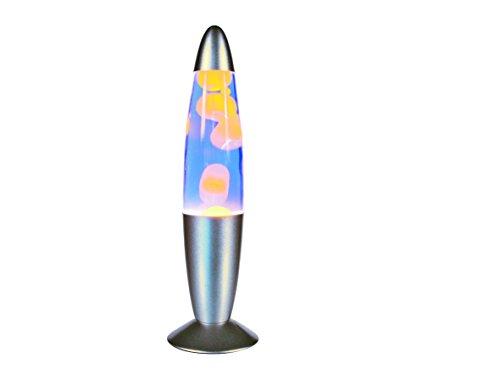 Out of the blue Motion Rocket Leuchte 33,5 cm (Gelb/Blau)