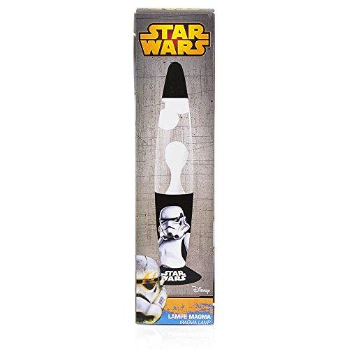 Star Wars LavaLampe – (Captain Rex – schwarz) – (Klar/Weiß)