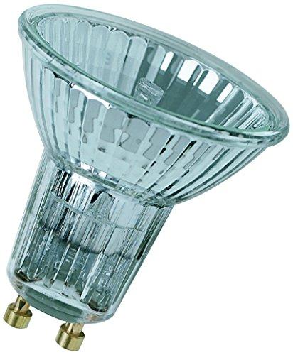 osram halogen reflektor halogen spot gu10 sockel dimmbar 35 watt warmwei 2700k. Black Bedroom Furniture Sets. Home Design Ideas